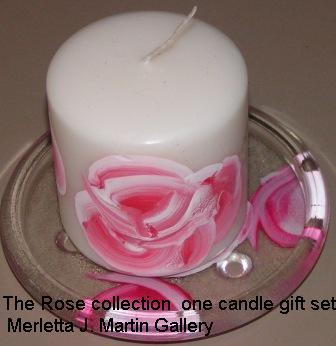 Single Scented Candle